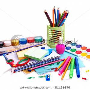 Colours & Art Materials